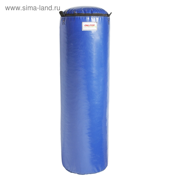 Мешок боксёрский, профессиональный класс, под подвес, резиновая крошка, вес 60 кг