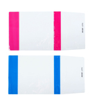 Обложка ПВХ 230 х 455 мм, 110 мкм, для учебников, цветной клапан, универсальная, МИКС