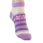 Носки женские укороченные DM-9, цвет сиреневый, размер 23