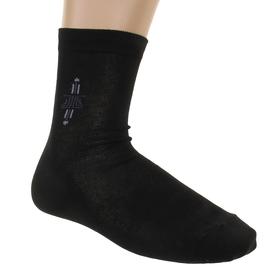 Носки мужские DL-12, цвет черный, размер 29