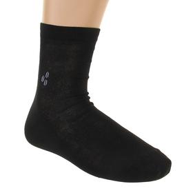 Носки мужские DL-10, цвет черный, размер 29