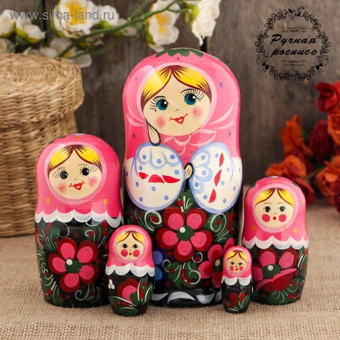 """Матрешка """"Веселушка"""" 5 кукол, художественная роспись"""