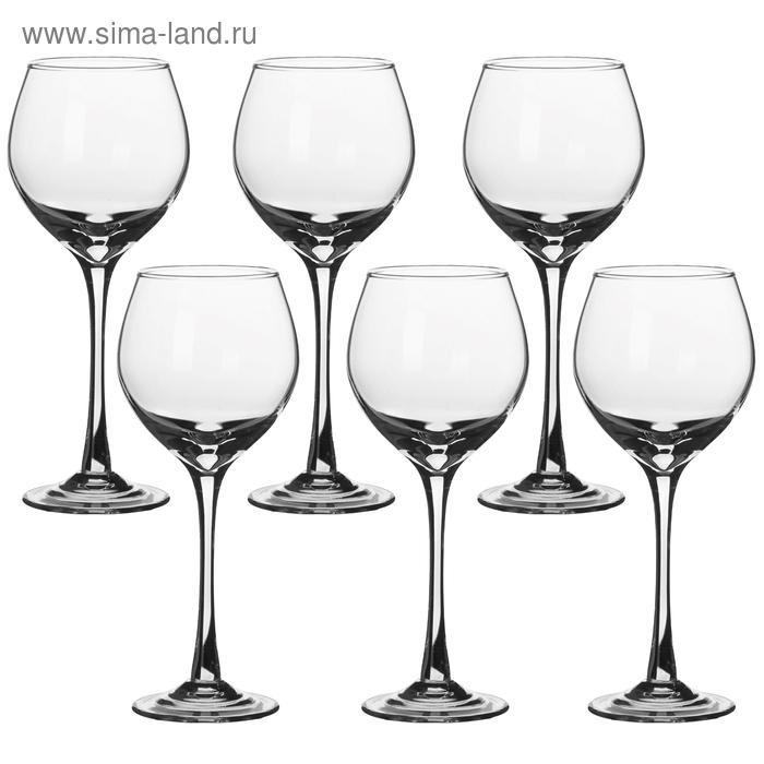 Набор фужеров для белого вина 250 мл, 6 шт