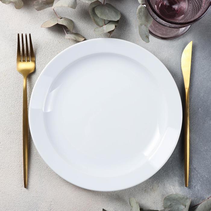 Тарелка мелкая d=22 см