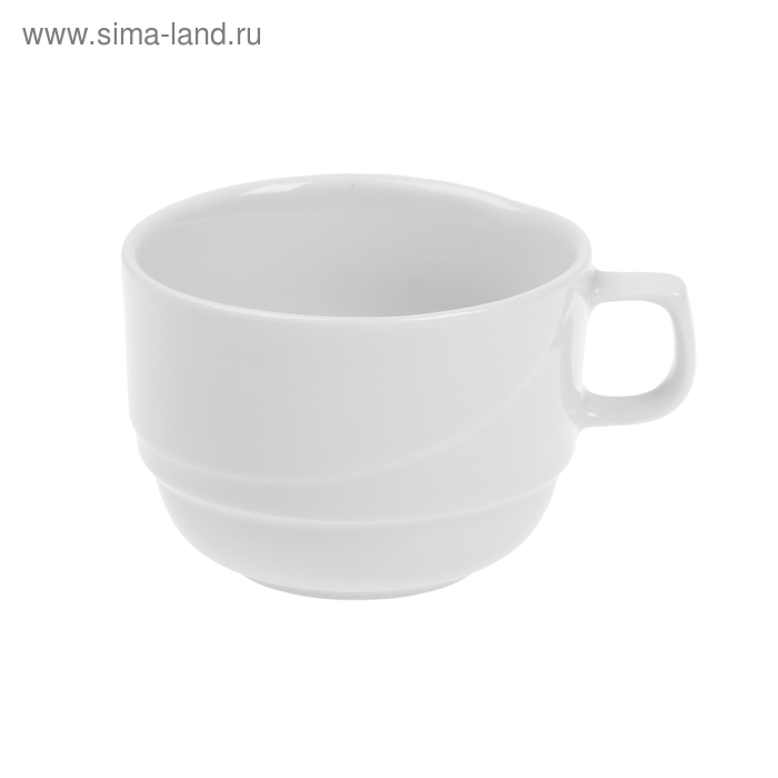 """Чашка чайная 190 """"Принц"""", штабелируемая"""
