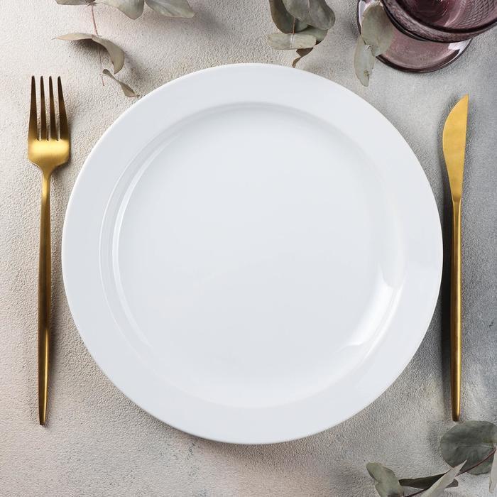 Тарелка мелкая d=24 см