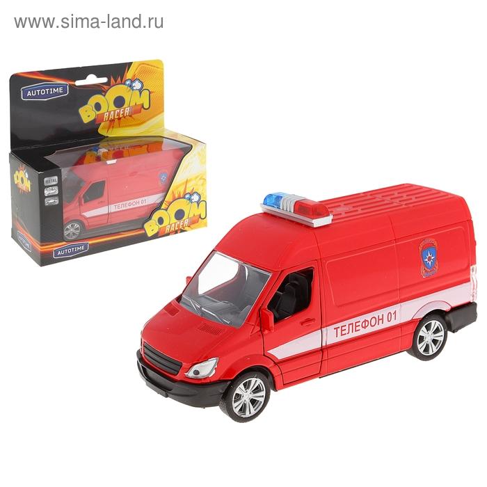 "Модель машины МЧС ""Germany Panel Van"", 1:36"