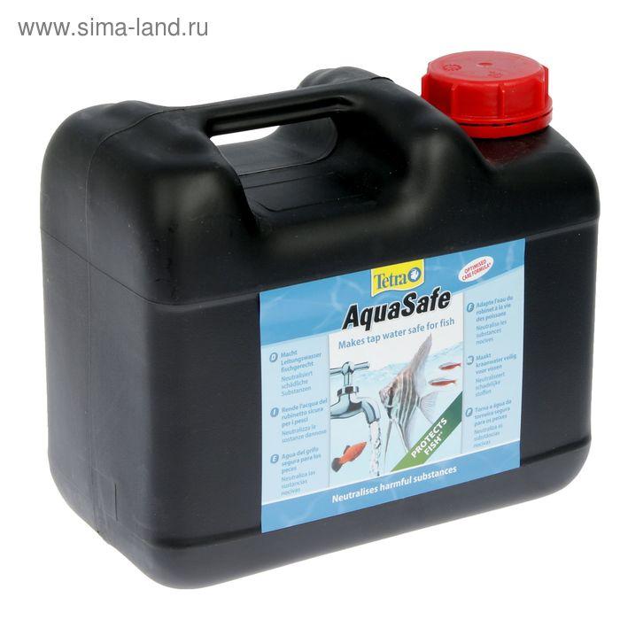 Кондиционер для подготовки воды AquaSafe 5л на 10000л