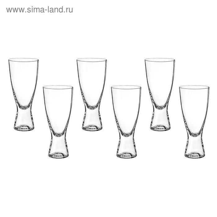"Набор стаканов для пива 350 мл 6 шт ""Самба"""