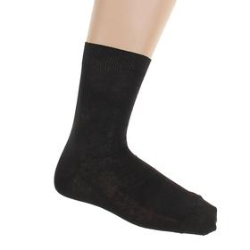 Носки мужские, размер 29, цвет черный М-29