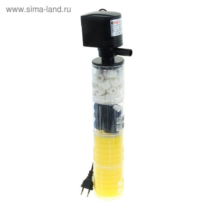 Фильтр аквариумный внутр. камерный Sea Star с бионап. 35W 2800 л/ч HX-1480F