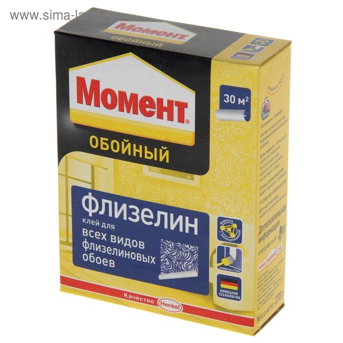 """Клей """"Момент"""" флизелин, обойный, 270 г"""
