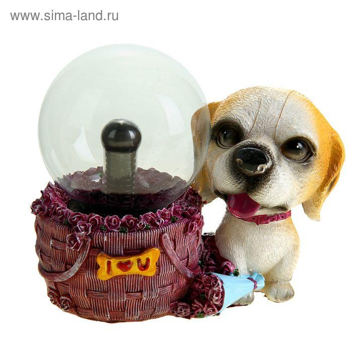 "Плазменный шар ""Собачка"""