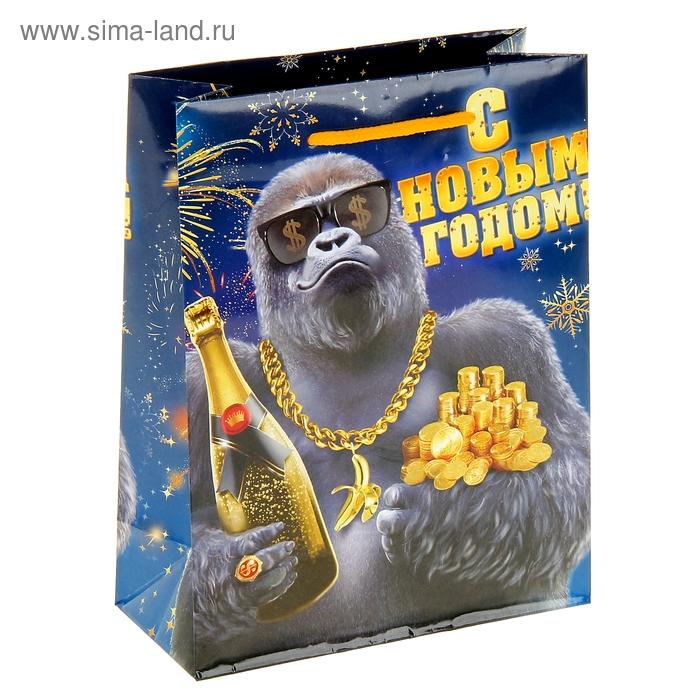 """Пакет ламинат вертикальный """"Крутая обезьянка """""""