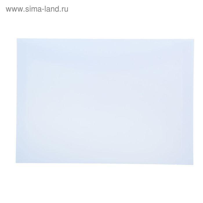 Конверт почтовый С5 162х229мм чистый, без окна, клей, без внутренней запечатки, клапан-автомат, 80г/м, упаковка 1000шт