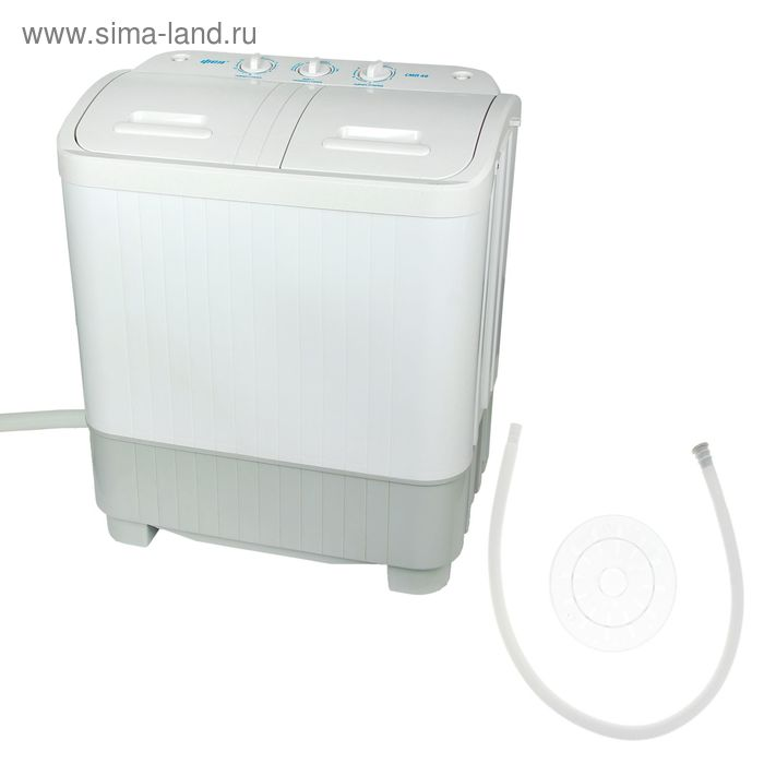 """Стиральная машина """"Фея"""" СМП 40, полуавтоматическая, 4 кг, 1320 об/мин, 180 Вт"""