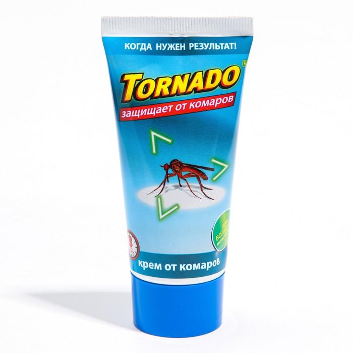 Крем Торнадо от комаров 60 мл