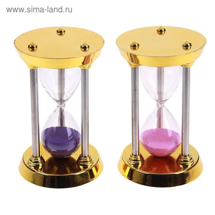"""Часы песочные """"Колонна"""""""