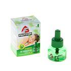 Жидкость от комаров Раптор с запахом зеленого чая 30 ночей