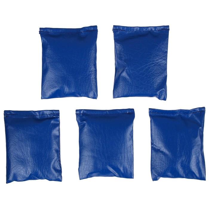 Мешочки для метания (набор 5 шт. по 150г), МИКС
