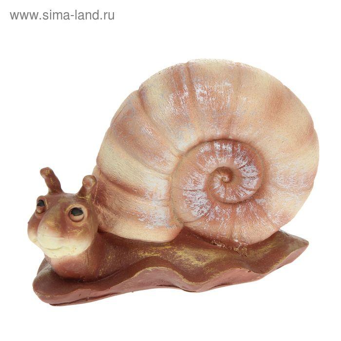 "Садовая фигура ""Улитка Бони"""