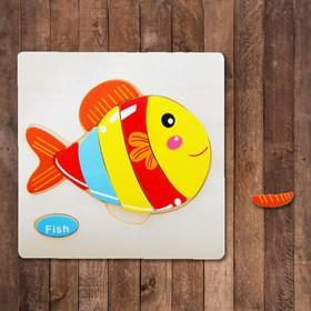 Пазл - малыш 'Рыбка', 9 элементов Ош