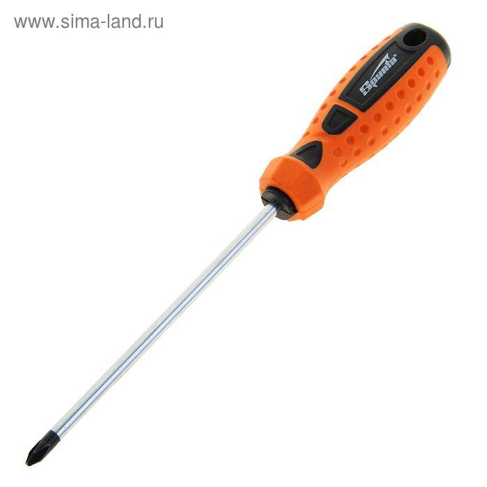 """Отвертка """"Point"""", Ph2 х 150 мм, CrV, 2-х компонентная рукоятка"""