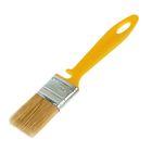 Кисть плоская Matrix, для лаков, 35х10 мм, ручка пластик, искусственная щетина