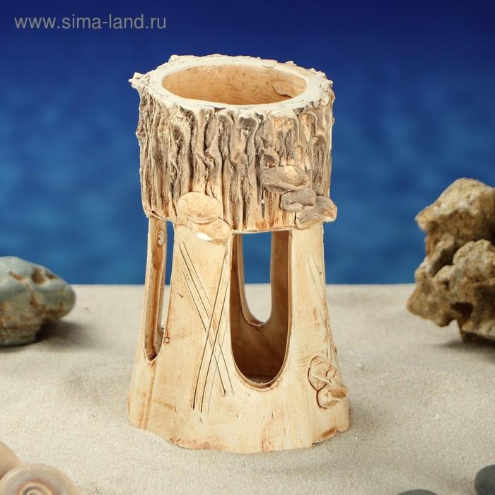 """Декорации для аквариума """"Башня"""" малая"""