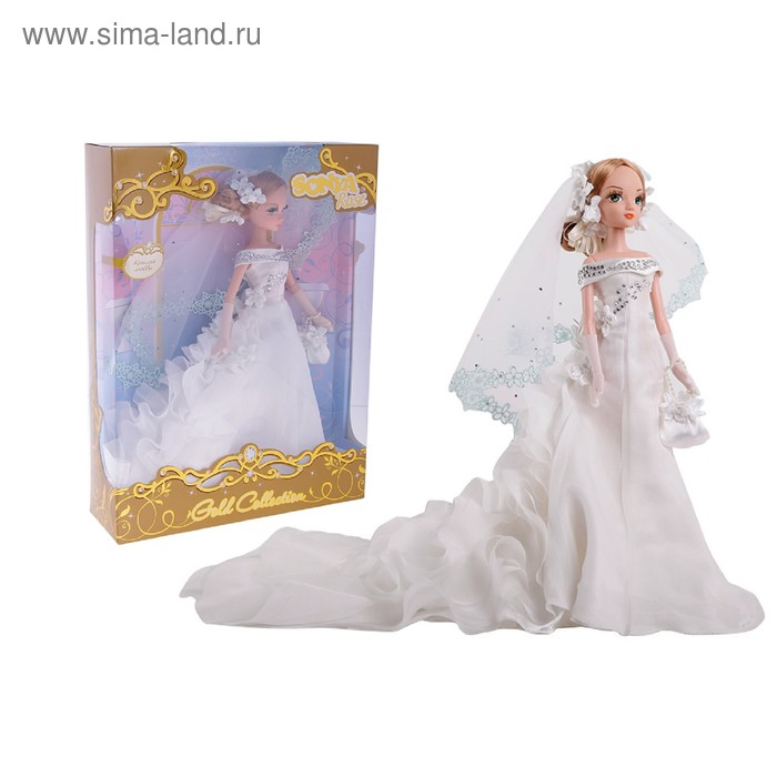 """Кукла """"Крылья любви"""" Золотая коллекция"""