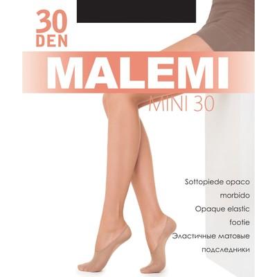 Подследники MALEMI Mini 30 4 пары  (melon)