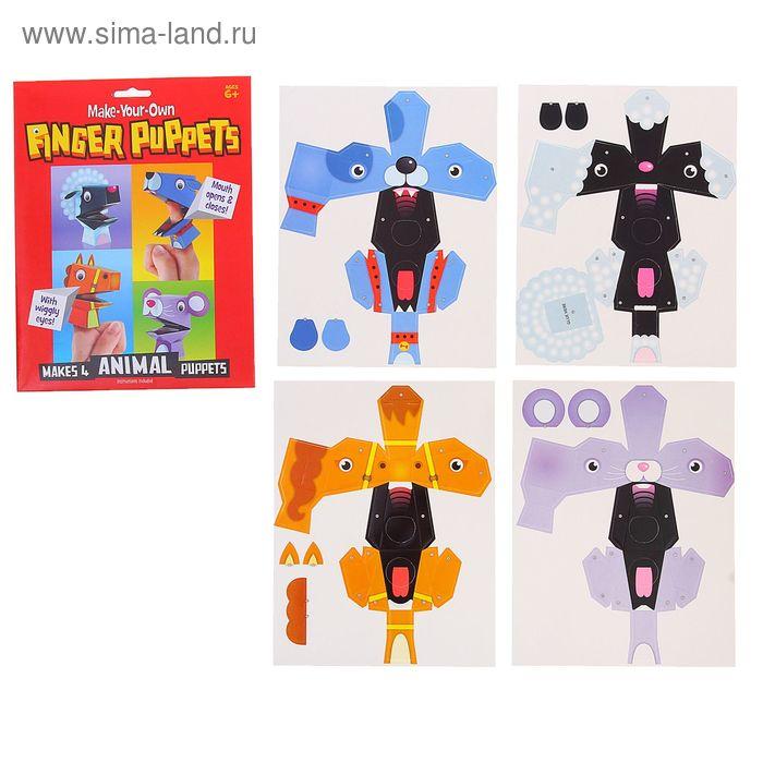 """Оригами """"Животные"""" 4 шт"""
