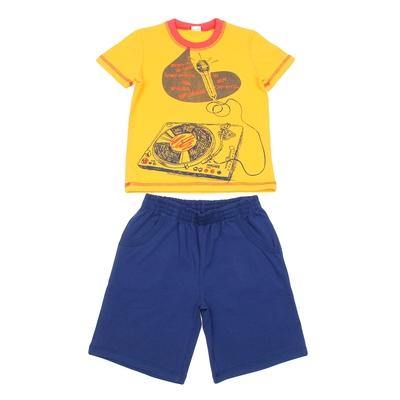 Комплект для мальчика, рост 104 см (56), цвет МИКС 673-15