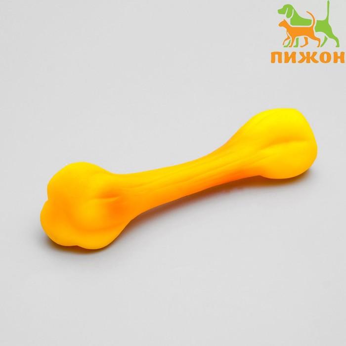 Игрушка резиновая Кость, 15 см