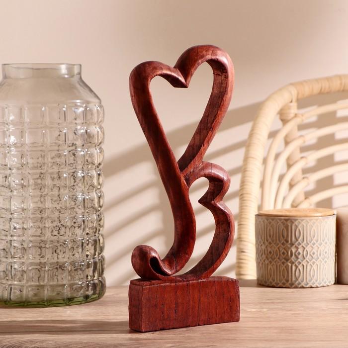 """Сувенир """"Два сердца"""""""
