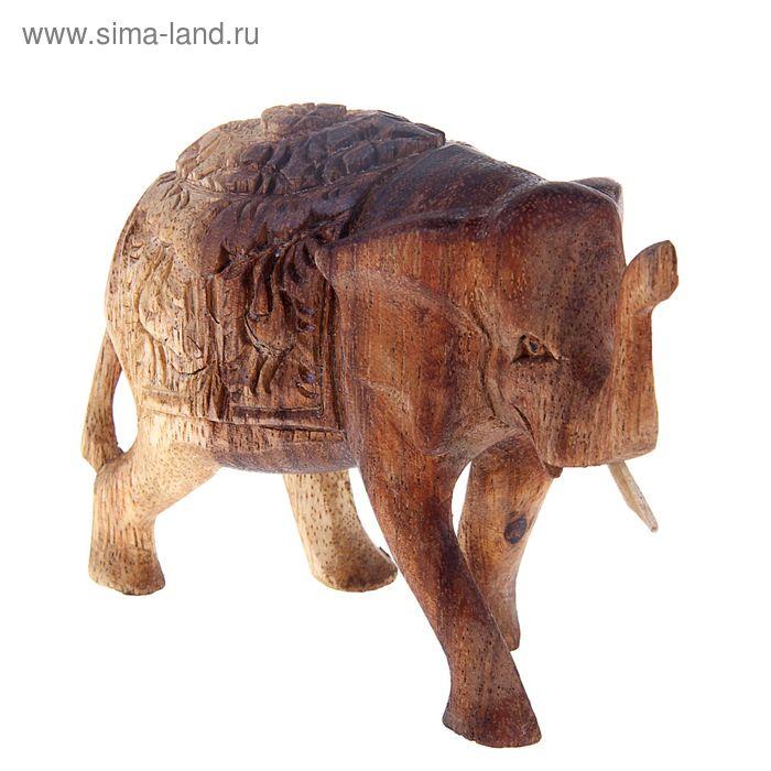 """Сувенир """"Резной слон"""""""