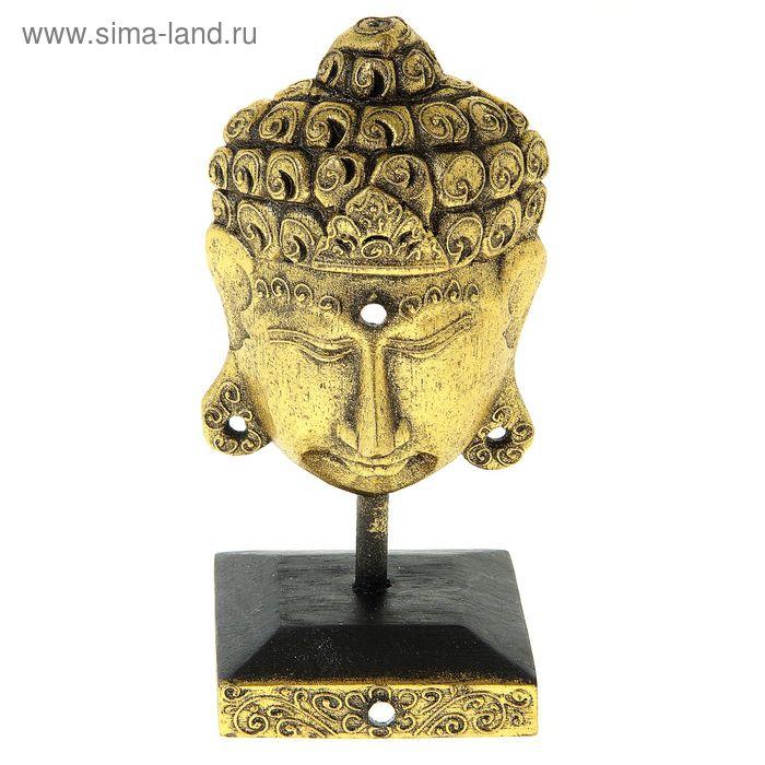 """Сувенир-маска """"Голова Будды"""""""