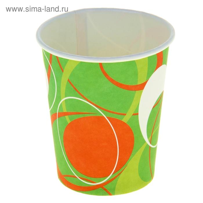 """Стакан """"Зеленое настроение"""", 250 мл"""