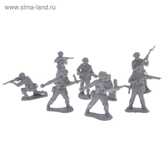 """Солдатики """"Британские парашютисты"""" БОП"""