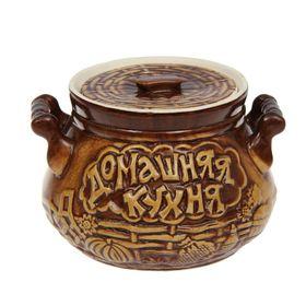 """Жаровня """"Домашняя кухня"""" глянец, 4 л"""