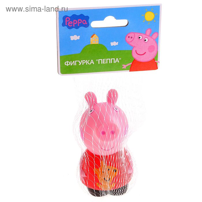"Резиновая игрушка ""Пеппа"""