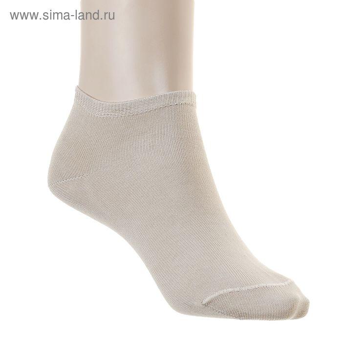 Носки женские INCANTO IBD733001 sabbia, р-р 2 (36-38)