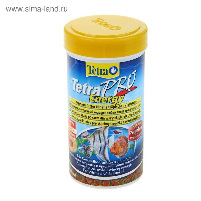 Корм для рыб TetraPro Energy, 250 мл