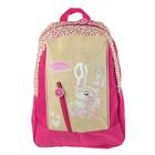 Рюкзак школьный Fizzy Moon 38*32*18см 1 отделение на молнии, 1 передний карман, уплотнённые лямки и спинка