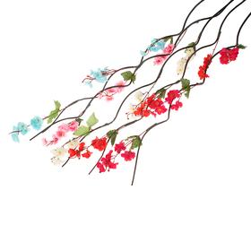 "Декоративная ветка ""Цветущая яблоня"" микс"