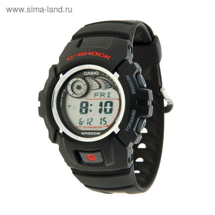 Часы наручные мужские Casio G-2900F-1V