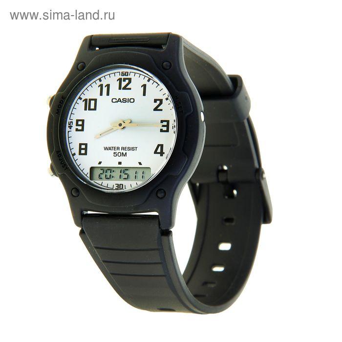 Часы наручные мужские Casio AW-49H-7B