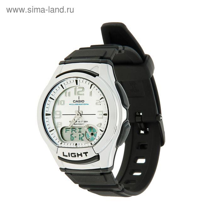 Часы наручные мужские Casio AQ-180W-7B