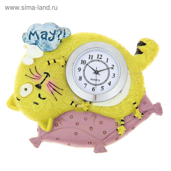 "Часы-магнит ""Мау"""