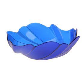 "Салатник 400 мл ""Акри"", цвет синий"